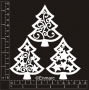 Christmas Elements : Christmas Trees 3 Pack