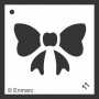 Craft Stencil : Bow