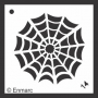 Craft Stencil : Spider Web