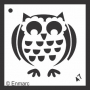 Craft Stencil : Owl