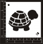 Craft Stencil : Tortoise