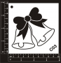 Craft Stencil : Christmas - Bells