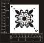 Craft Stencil : Tile Pattern