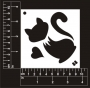 Craft Stencil : Love Cat