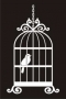 Feathered Friends : Birdcage 1