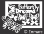Frame Set : Butterfly Dreams