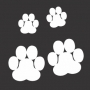 Mini Pack : Paw Prints