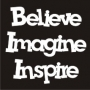 Mini Word Pack : Believe, Imagine, Inspire