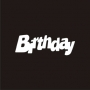 Mini Word : Birthday