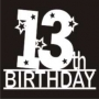 Number Mania : 13th Birthday