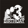 Number Mania : 3rd Birthday