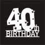 Number Mania : 40th Birthday