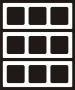 Photo Film Strip (Pack of 3)