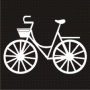 Solo : Bicycle with Basket