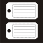 Writer's Blocks : Luggage Tags